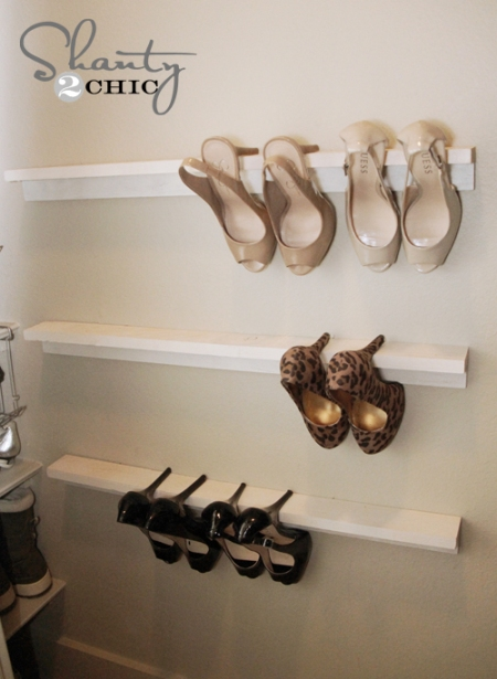 closet-organization-high-heel-shelves