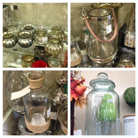 HomeGoods Glassware